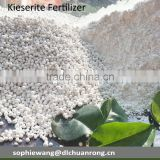 Kieserite (Powder and Granular 2-4mm, Total MgO 27%, Water Soluble MgO 19%, 20%, 23%, 25%, SO3 50%)