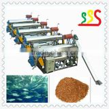 Small size fish powder making machine with capacity 300kgs per hour (skype:anna002128)