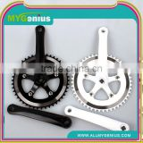 Y113 Bike part alloy bicycle crankset