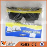 Eye Protection fashionable Construction anti-dust & splash Safety Goggles Popular Sport Shooting stylish Safety Glasses