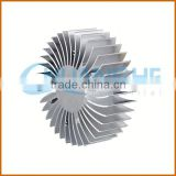 alibaba led heat sink round pin fin