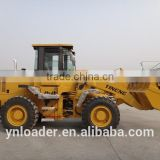 12 Year Power Plus Liugong OEM supplier Mini wheel loader YN938 SHAN DONG Yineng Luneng machinery LN YN CE APPROVED