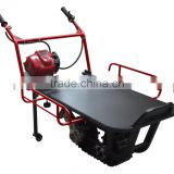 new design mini dumper /wheel barrow/garden loader with factory price