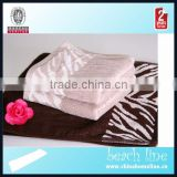 TOW00013 high quality organic bamboo towel face towel