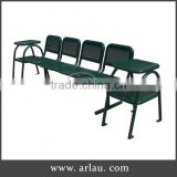 Arlau China Plastic Wood Bench,China Metal Garden Bench,China Metal Waiting Chair