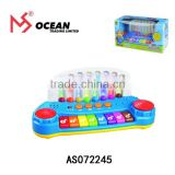 Baby musical instrument dancing rainbow electronic piano toy