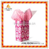 Cheap Custom Logo Printed Custom Tissue Paper With Company Logo For Garment,Shoes,Gift Wrapping
