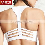 New arrival fashion sports bra with plus size sports bra china wholesale fitness clothing