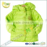 Baby Girl Cotton-Padded Jacket/Coat