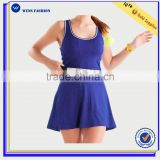 Hot Sale Wholesale Tennis Apparel Women's Sexy Dresses Ladies Tennis Clothes