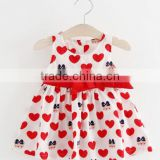 Summer Baby Dress Patchwork Plaid Girl Clothes Fashion Baby Dresses Party Birthday Girl Dress Cotton Ball Gown