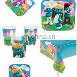 birthday themes for boys paper party cup cake mold