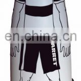 inflatable Air Dummy/inflatable soccer dummy/inflatable training dummy/inflatable goal keeper soccer dummy