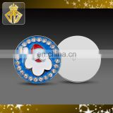 Santa Claus Golf Ball Marker for Christmas Gift
