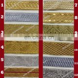 gold braids bullion wire braid Lace Gold Metallic Thread/Mylar Braid/Lace/gold braids bullion wire braid Lace catalog