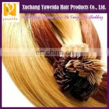flat tip european virgin remy hair extensions wholesale hair supplier for Thanksgiving Day