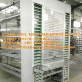 Poultry&Livestock Farming Full Automatic H Frame Layer Chicken Cage System Used in Chicken House