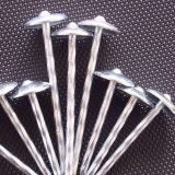 galvanized roofing nails screw+ washer 90mmx4mm