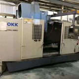 OKK MCV660 / MCV560 Vertical Machining Center
