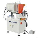 WONDEC Factory Sale Aluminum And Upvc Profiles Single Head Miter Saw