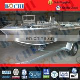 3 mm 3.8 Meter Thickness All Welded Aluminum Boat for Sale