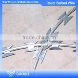 SUOBO online shop alibaba online shop china suobo wire mesh wires hot dipped razor barbed wire price for sale