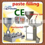 High quality low price Tomato paste automatic bottle filling machine/Jars filling machine/Cosmetic Cream Filler