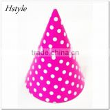 2016 New Design Kids Birthday Party Themes Decoration/Disposable Paper Hats SB006-1