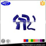 factory direct high performance flexible logo free blue 1.8t 96-01 silicone turbo hose made in china