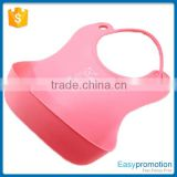 2016 Safe-Easy Wash-Waterproof Silicone Baby Bibs                                                                         Quality Choice