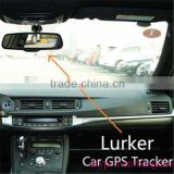 Multi-functional Global Rear View Mirror Car GPS Tracker With Smart Driving Working Mode for Saving Power and GPRS Traffic