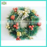 Hot sale christmas wreath christmas decoration                                                                                                         Supplier's Choice