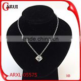 New products 2016 alibaba necklace set silver pendant necklace                                                                                                         Supplier's Choice