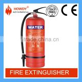 2016 Zhejiang water agent 6 liter fire fighting equipment fire extinguisher used for kitchen
