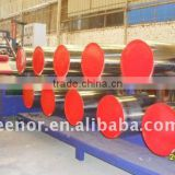 cushion gum cooling machine / rubber cooling machine / rubber batch off cooling line