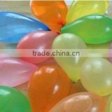 Made in China! Meet EN71! Hot sell round big water balloon