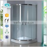 Constar Best Seller Shower enclosure cubicle with low base in size 900x9001930mm