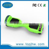 hot sales china factory supply newest 6.5 inch hoverboard bluetooth LED