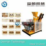 Oil Filling Hydraform Interlock Brick Making Machine hot-sales at Africa,Diesel Brick Machine
