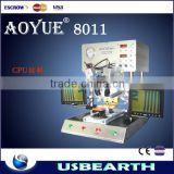 3 in 1 welding machine, Fully Automated AOYUE Soldering Station AOYUE 8011,Hot Bar Solder+Two Magnified Cameras+LCD Screen