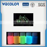 Best Selling Fluorescent Lemon Yellow Colorant Pigment Fine Paste