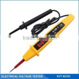 4-in-1 AC/DC Voltage Tester/Detector,110-460V Two-Pole , Bright Neon AC/DC Indicators,Voltage Regulator Tester