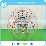 TPU/PVC New product Inflatable Bumper Ball,Zorb soccer Ball,Babble Soccer,Loopy Ball free a blower