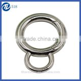 RoHS certificate high quality standard fast delivery metal snap hook wholesaler from China