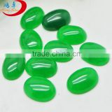 Excellent Natural Cabochon Drop Raw Dark Green Nephrite Jade Stone