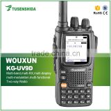Best Sell High Quality 2 Way Radio WOUXUN KG-UV9D VHF UHF FM Transceiver With 999CH