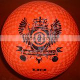 "10"" Official Rubber Kickballs"