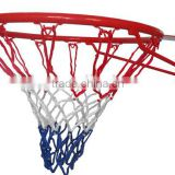 Nylon 3 Colored Red White Blue New Basketball Nets Goal Rim Mesh Good Quality
