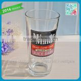 Belco brand brewer Drinks barley drinking beer glass juice glss cup high ball juice glass cup