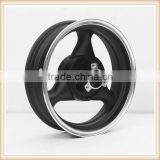 Motorcycle wheel, 13 inch scooter rim, aluminum alloy wheel